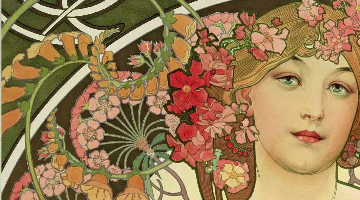 Due Ore Di Arte: L'arte Della Belle Epoque: L'Art Nouveau