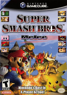 Super Smash Bros. Melee [ NGC ]