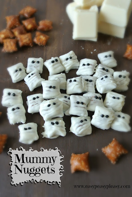mummy nuggets