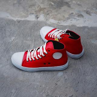 Sepatu Ghin Zain