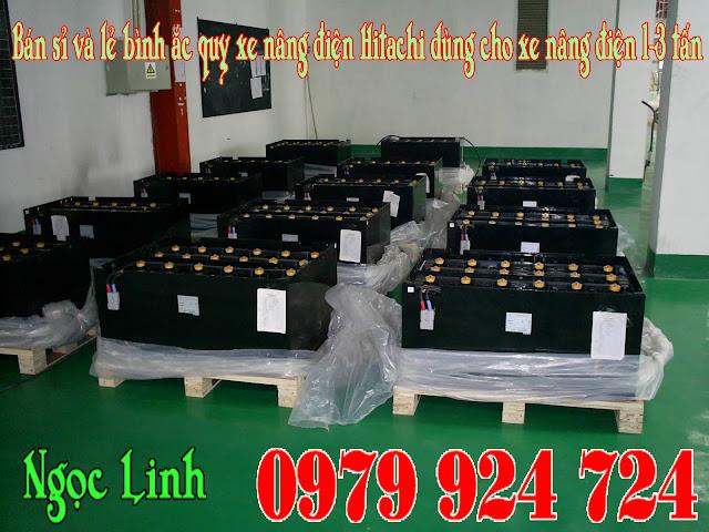 Bình ắc quy xe nâng/ bình xe nâng điện 48V/ 565Ah