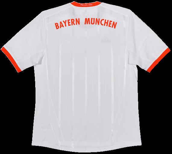 d8c99744a8 Adidas apresenta nova camisa reserva do Bayern de Munique - Show de ...