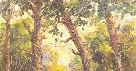Nazmi Cekli Turkish Impressionist Painter Artist S Birthdays
