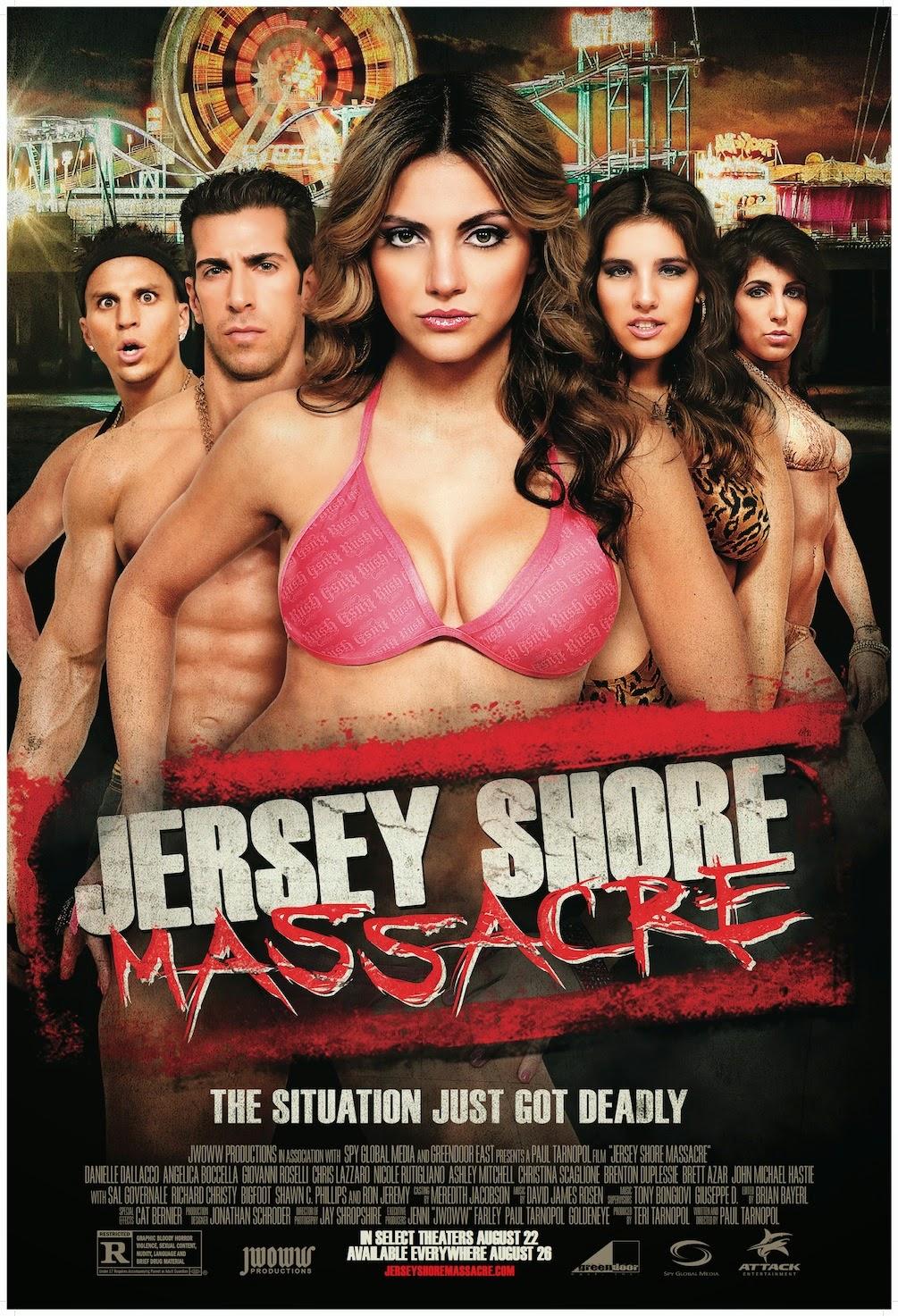 Jersey Shore Massacre (2014) Brrip ταινιες online seires oipeirates greek subs