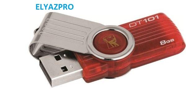 كيفية اصلاح الفلاشة USB Flash وازالة الفيروسات منها