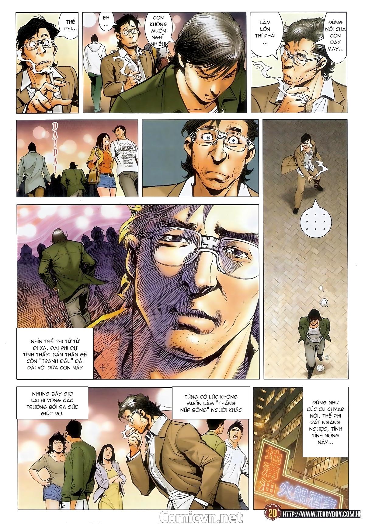 Người Trong Giang Hồ - Chapter 1559: Trước ngày tuyển cử - Pic 19