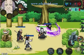 Naruto Senki The Official Version v1.21 Apk