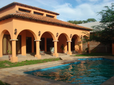 Home with spanish style 18