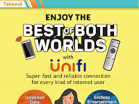 Latest UniFi HOME Package with Webe 2017