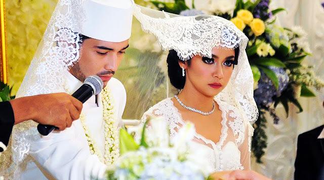 Hasil gambar untuk nikah gak perlu mewah yang penting sah