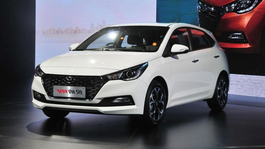 Hyundai I First Look In Auto Expo Hyundai I New - Upcoming auto shows