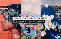 Guia de graffitis street art buenos aires