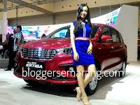 Suzuki Targetkan Penjualan 1.000 Unit Selama GIIAS 2018