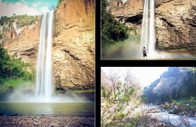 Fotos da Cascata do Chuvisqueiro em Riozinho