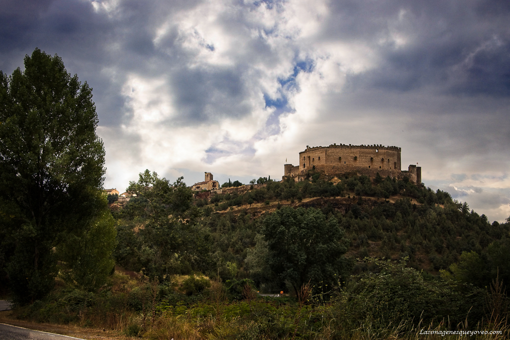 España, Castilla y León, Segovia, Pedraza