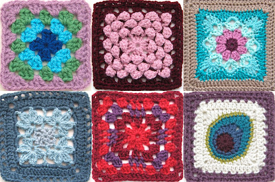 the curio crafts room granny squares