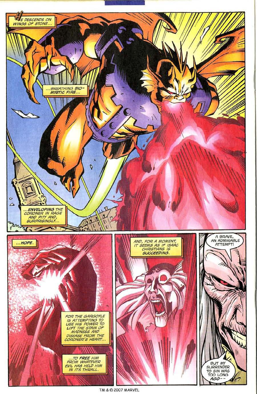 Read online Silver Surfer (1987) comic -  Issue #139 - 26