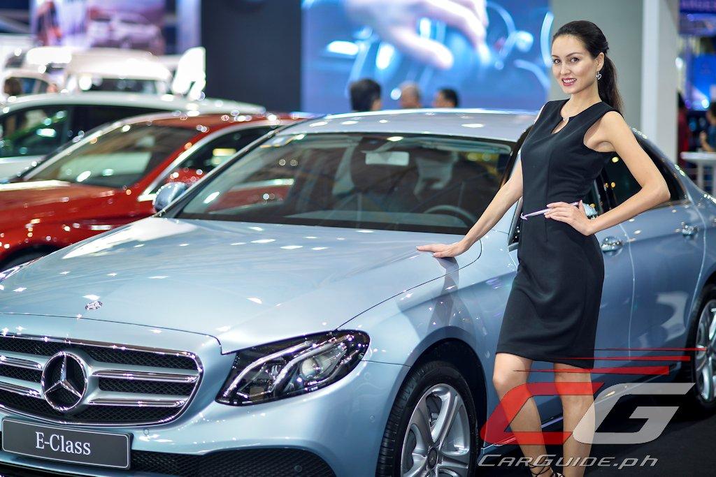 Mias 2017 Mercedes Benz Shows Off