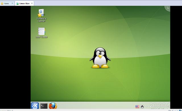Mengenal Cara Installasi Linux Slax Via VMware Workstation 10