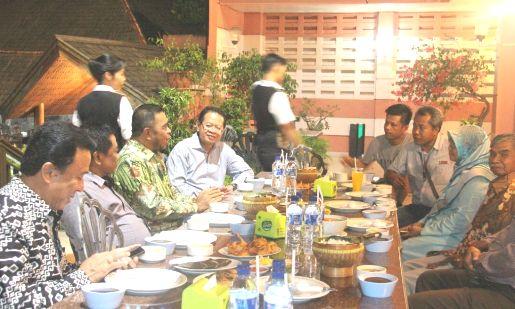 Silaturahim Dengan Wabup, Ini Harapan, PERMAS, di ,Kalimantan
