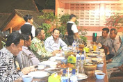 Silaturahim Dengan Wabup, Ini Harapan PERMAS di Kalimantan