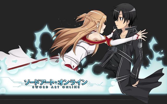 Anime Mirip Sword Art Online (SAO) Terbaik