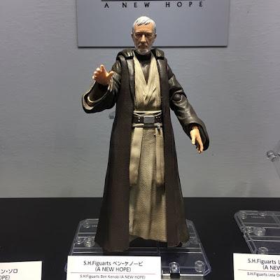 S.H.Figuarts Star Wars Ep.IV Obi-Wan Kenobi
