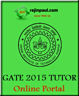 GATE Study Materials Syllabus Notes Previous Year Question Papers with Answers - GATE 2015 Study Materials