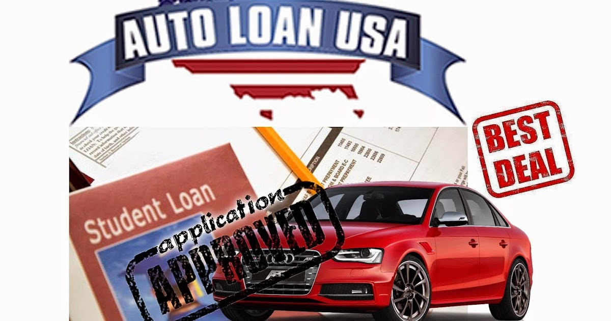 Best Place to Get Car Loan with Bad Credit: Approved Bad Credit Car Loans from Online Lenders ...