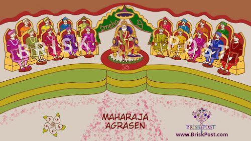 Maharaja Agrasen: 21 Historical Life Events and Stories of Agroha King