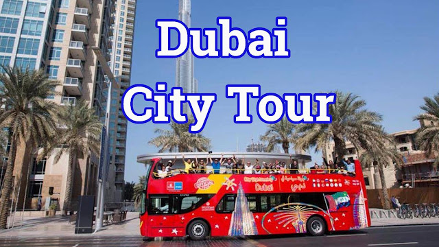 ônibus double deck da Dubai City Sigthseeing