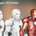 Como construir tu propio traje de IronMan como el de la película Parte 2: IMPRIMIR CORTAR Y PEGAR