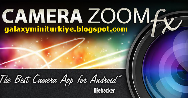 Download camera zoom fx apk android