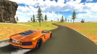 Aventador Drift Simulator MOD Apk - Free Download Android Game