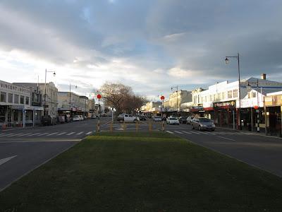 Centro histórico de Oamaru, en Nueva Zelanda