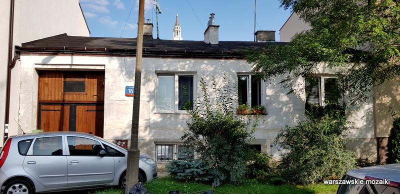 warszawa warsaw grochów praga południe praskie klimaty zabudowa praskie ulice architektura