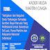 Gabung Yuk!!! Pekan Depan CAASA Adakan Seminar Maritim dan Pelatihan Kepemimpinan