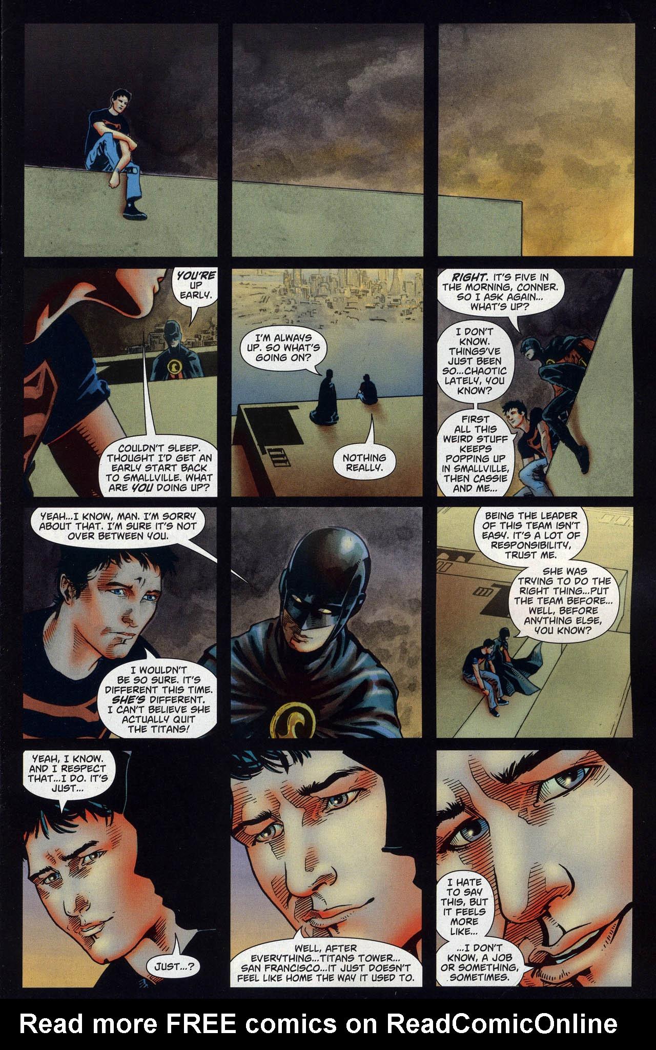 Superboy [I] Issue #6 #6 - English 3