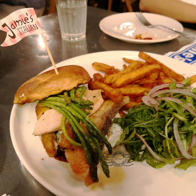Jamie's Italian Orchard Singapore
