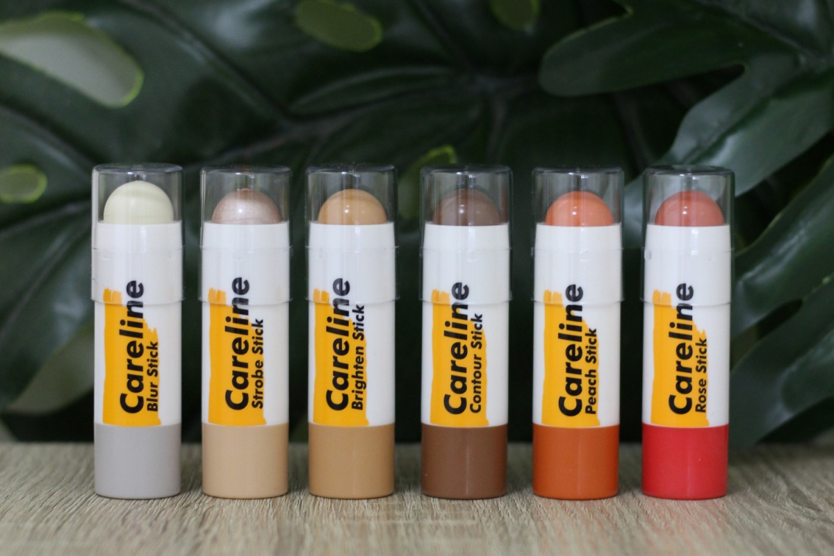 Careline Multi Sticks Review and Swatches
