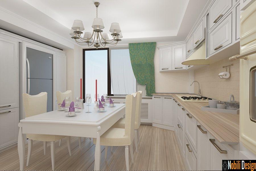 Design Interior-Amenajari Interioare-Design interior bucatarie stil clasic-Constanta