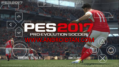 PES Army 2017 PSP PPSSPP ISO + Save Data Update Terbaru 2017