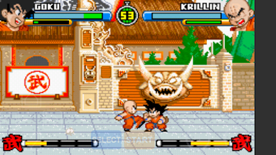 Game DBZ For Android