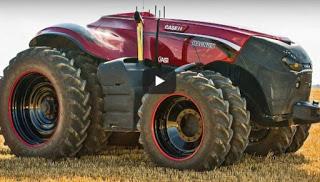 Το αυτόνομο τρακτέρ θα φέρει την επανάσταση στη γεωργία (βίντεο)