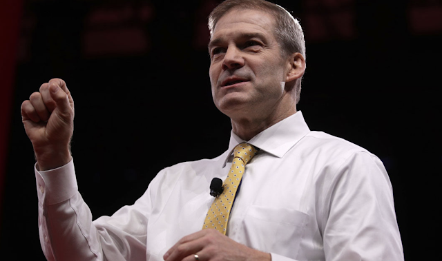Rep. Jordan Decries 'Double Standard' for 'Politically Connected Class' Like Clinton, Cohen