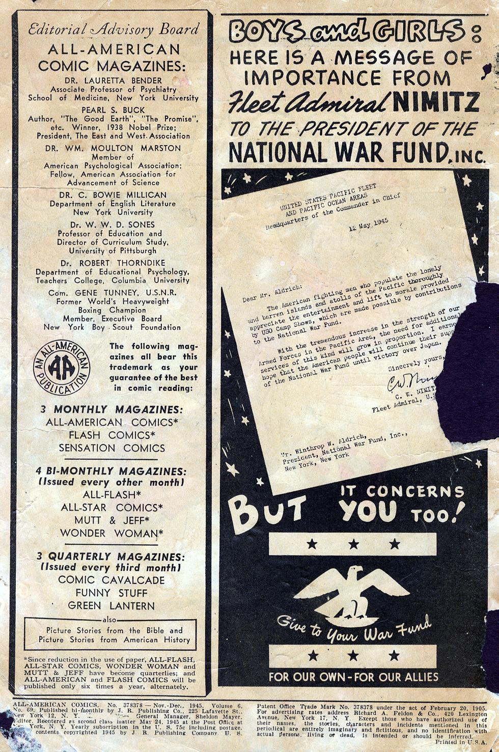 Read online All-American Comics (1939) comic -  Issue #69 - 2