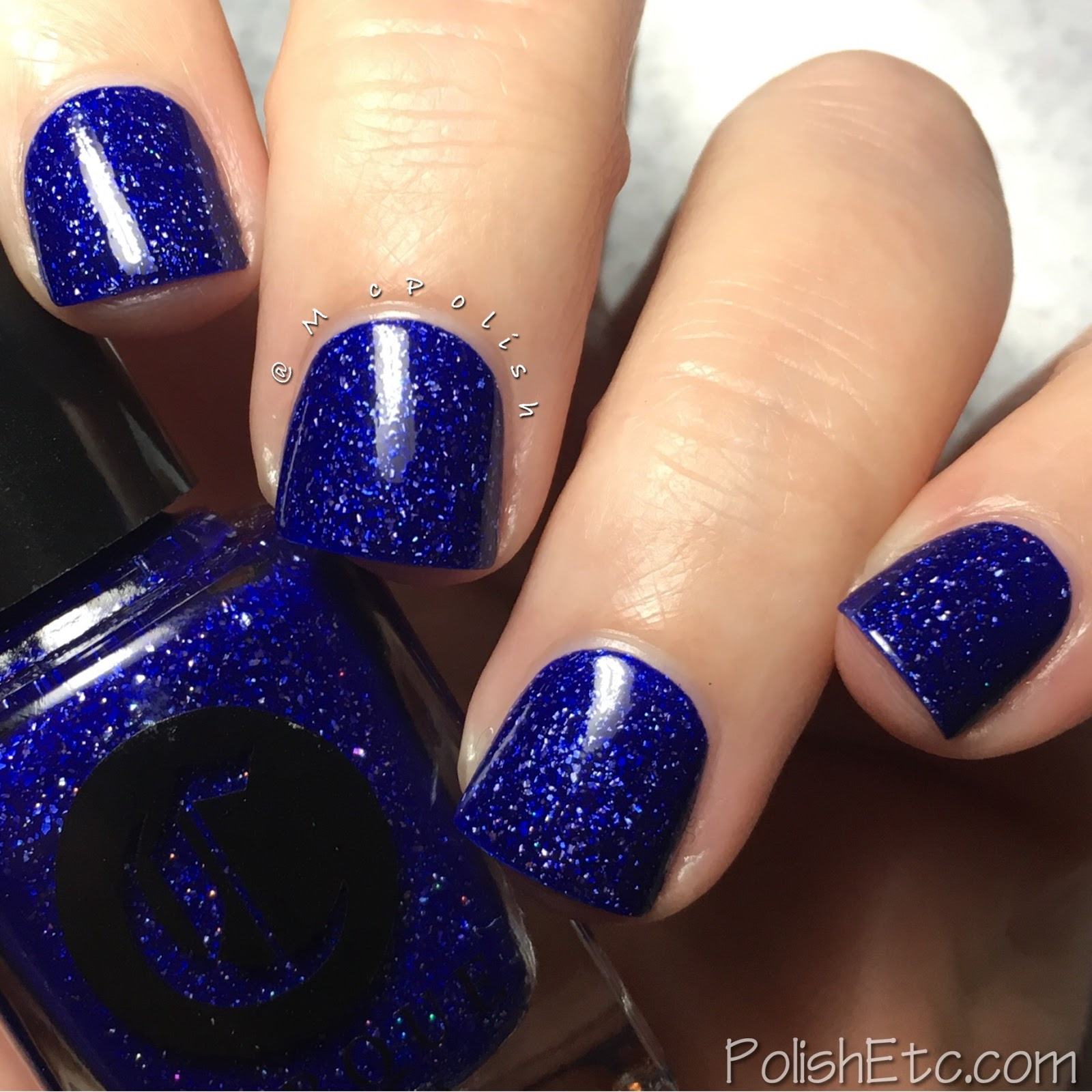 Cirque Colors - Facets Collection - McPolish - Tanzanite