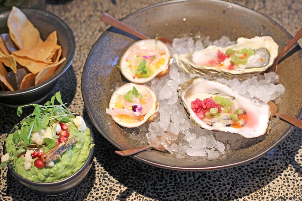 Mexican Restaurant Ella Canta at the Park Lane Intercontinental, London - UK lifestyle blog
