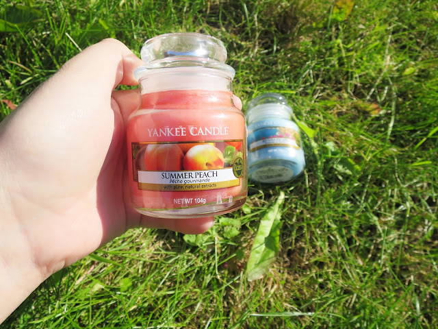 Yankee Candle Riviera Collection Summer Peach