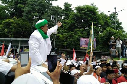 Bukannya Takut! FPI Malah akan Laporkan Balik Pelapor Habib Rizieq! Mantab!